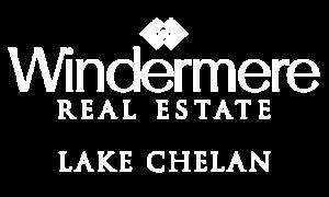 White Chelan Logo - Clear Smaller